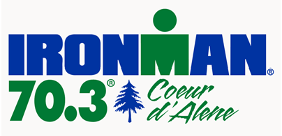 Ironman Coeur d'Alene Logo